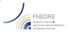 Logo Fédération Nationale des Entreprises de Detections de Réseaux Enterrés